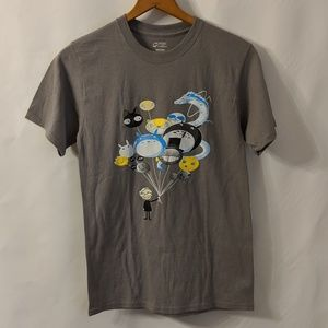 Port and Company Shirts - My Neighbor Totoro Hayao Miyazaki T Shirt sz S